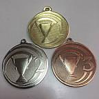 Медали средние (50мм)