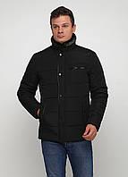 Зимняя куртка Man's Wear (50) черная МК2ч