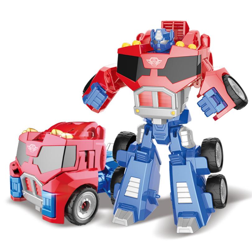 Оптимус Прайм, трансформеры Боты-спасатели 12 см, Rescue Bots