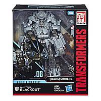 Огромный робот-трансформер Блэкаут (вертолет) лидер класса - Blackout, Studio Series, Takara Tomy, Hasbro, фото 1