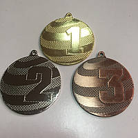 Медаль М50-4 (1/2/3) 50мм