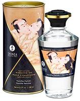Разогревающее масло с афродизиаками Shunga APHRODISIAC WARMING OIL - Vanilla Fetish (100 мл)