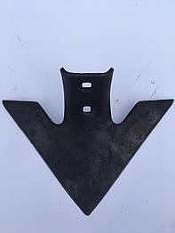Лапа культиватора Flexi-Coil b-330 мм, s-6мм ст65г, бористая флексі коил (XD50-12K / FX4497/202-11-4)