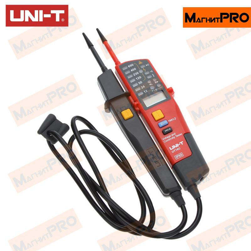 Мультифункциональный тестер напряжения UNI-T UTM 118C (UT18C)