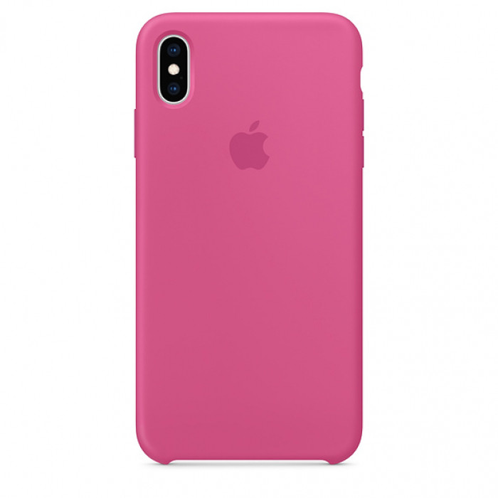 "APPLE SILICON CAS APPLE SILICON CASE IPHONE XS/XS MAX ""DRAGON FRUIT"""