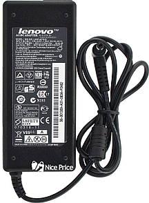 Блок питания LENOVO 20V 4.5A 5.5x2.5 мм + кабель питания (2501)
