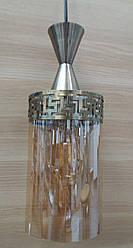 Подвесной Светильник Люстра стекло Е27