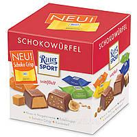 Ореховое ассорти конфет Ritter Sport Schokowürfel 176 g