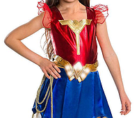 Золотой пояс Чудо-женщины со световыми эффектами - Wonder Women, Belt, Batman v Superman, Imagine, фото 1