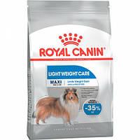 Royal Canin (Роял Канин) Maxi Light Weight Care - для собак крупных пород предрасположенных к полноте, 15кг.