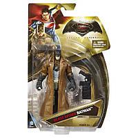 "Фигурка Бэтмен и звуковая пушка из к/ф ""Бэтмен против Супермена"" - Batman, Blast Attack, DC Comic, Mattel 6, фото 1"