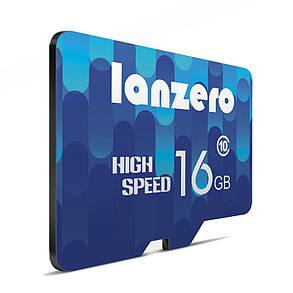 Lanzero 8GB 16GB 32GB 64GB Class 10 High Speed TF Card Flash Карта памяти для мобильного телефона GPS Tablet - 1TopShop, фото 2
