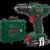 Аккумуляторный шуруповерт DWT ABS-18 L-2 BMC