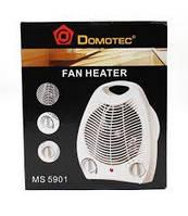 Тепловентилятор обогреватель дуйка калорифер Domotec MS-5903 обігрівач опалення