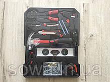 ✔️ Набор инструментов, ключей в чемодане Аl-fa 186шт, фото 2