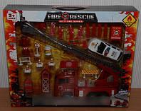Набор игровой Пожарная станция