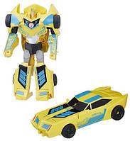 """Робот-трансформер Бамблби Роботы под прикрытием - Autobot Bumblebee Hasbro """"Robots In Disguise"""" Combiner Force, фото 1"""