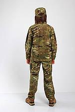 Военная форма для детей костюм Киборг 2 камуфляж MTP копия взрослого костюма, фото 3