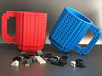 """Чашка """"Lego"""", червона, Кружка """"Лего"""", фото 3"""