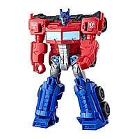 Робот-трансформер Hasbro Оптимус Прайм, Кибевселенная, 10 см - Optimus Prime, Scout, Cyberverse, фото 1