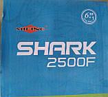 Катушка передний фрикцион MIFINE SHARK 2500 (6+1)ВВ, фото 3