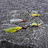LEO12шт.РыбалкаИмитациянасекомых Рыбалка Крюк На открытом воздухе Переносной Рыбалка Инструмент - 1TopShop, фото 2