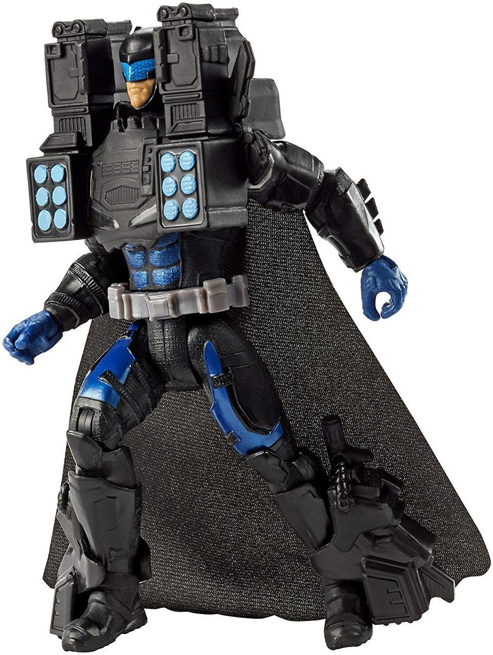 """Фигурка Mattel, Бэтмен, ДС,Лига Справедливости - DC Comics, """"Justice Leage"""", """"Power Slingers"""" Batman"""