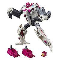 "Робот-трансформер, Хен-Гур, ""Сила Праймов"" 23 см - Hasbro, ""Power of the Primes"" Hun-gurrr Voyager Class 23 сm, фото 1"