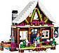 Lego Friends Горнолыжный курорт: Шале 41323, фото 5