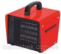 Электрический портативный керамический обогреватель GRUNHELM PTC-3000