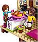 Lego Friends Горнолыжный курорт: Шале 41323, фото 10