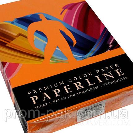 Бумага цветная Color Offset Paper A3 75 371 Orange, фото 2