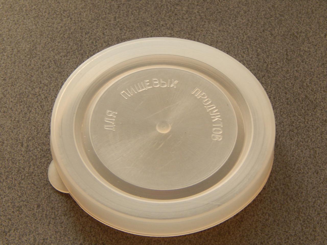 Кришка пластмасова біла СКО І-82