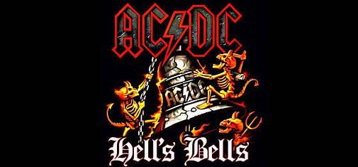 Чашка AC/DC Hells Bells, фото 2