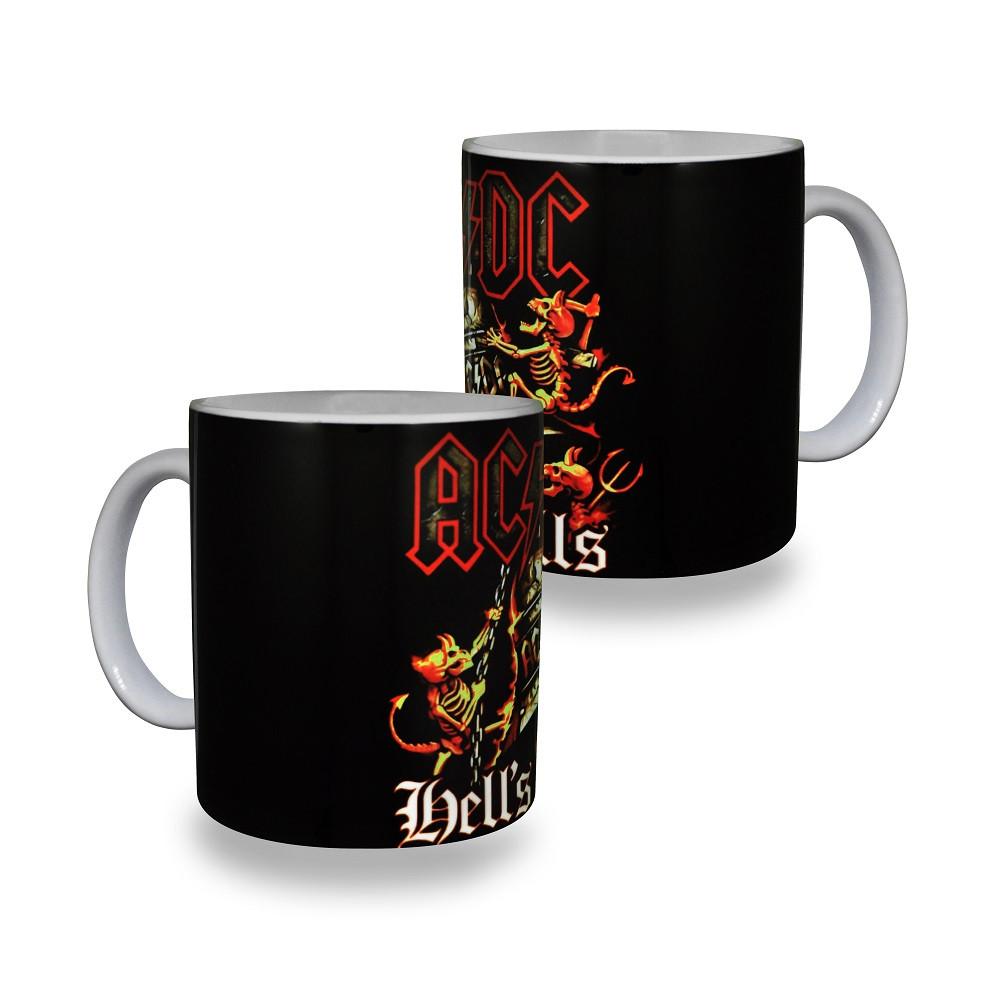 Чашка AC/DC Hells Bells