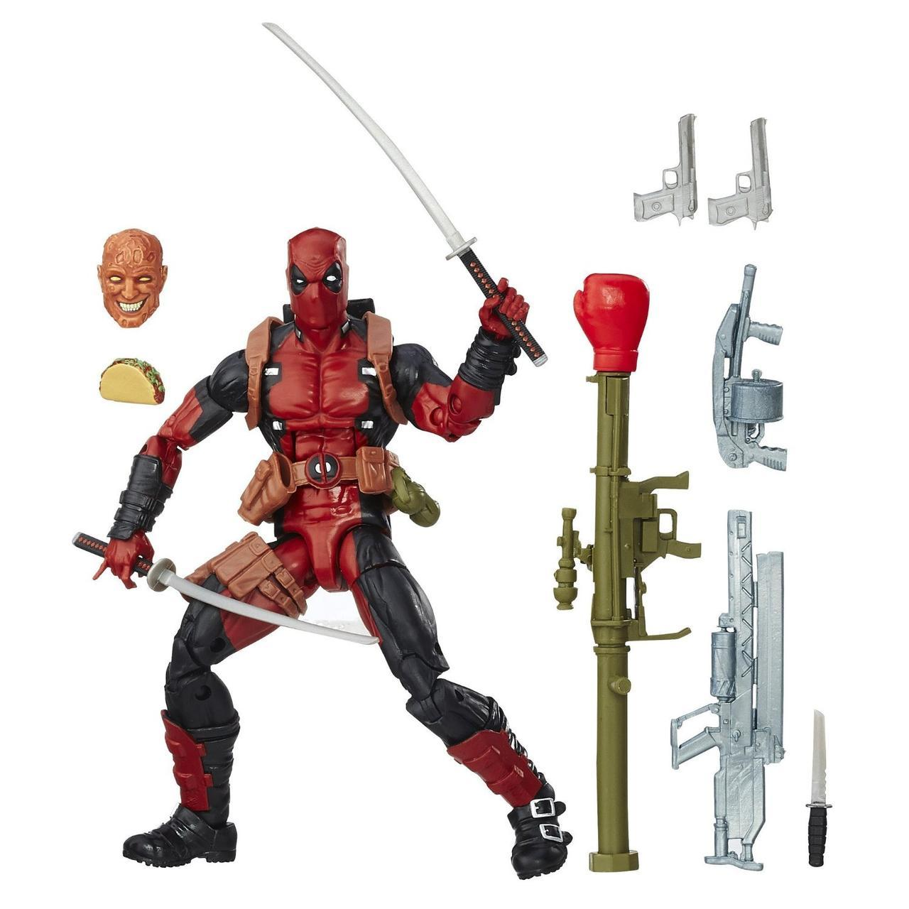 Фигурка Дэдпул Hasbro, Люди Икс, Легенды Марвел 15 см - Deadpool, Marvel, X-Men, Legend Series