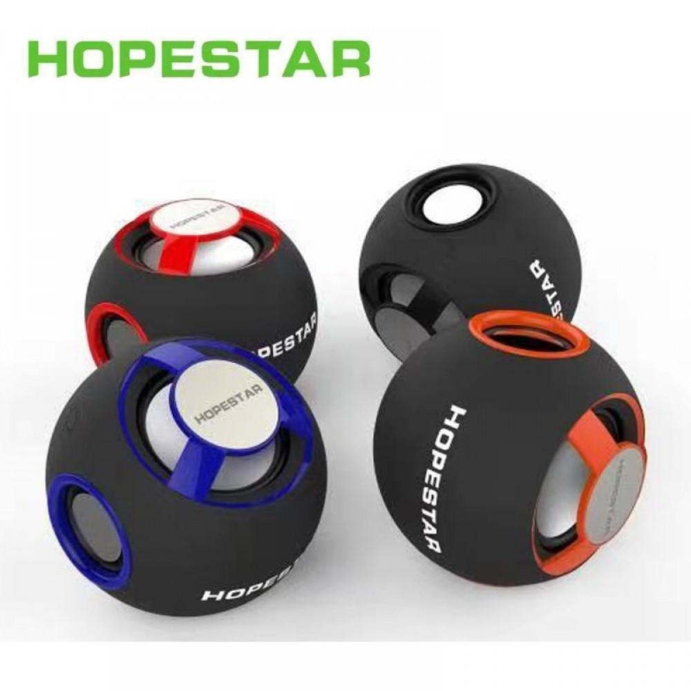 Bluetooth колонка HOPESTAR H46 Black
