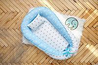 Гнездо для новорожденных Добрый Сон 85*52 см 05-02