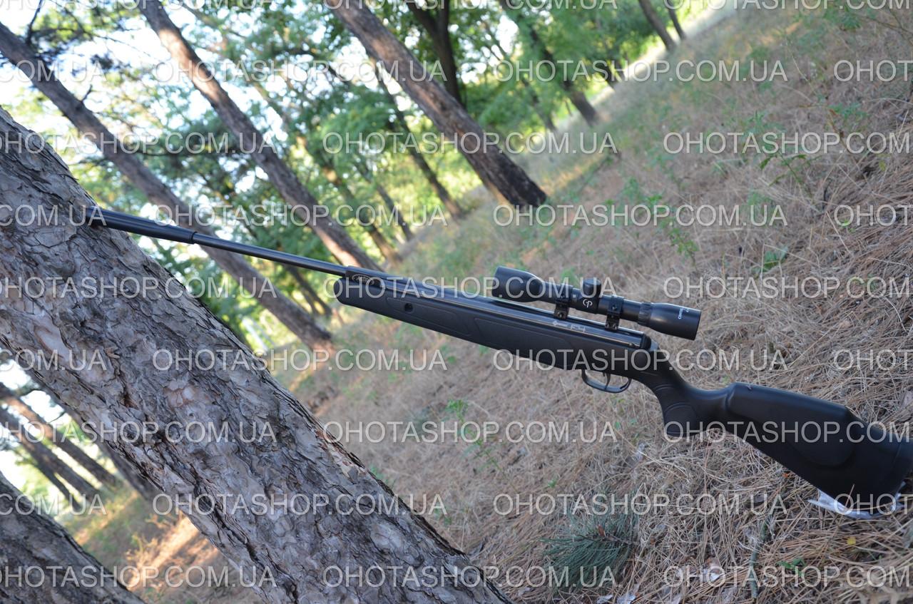 Пневматическая винтовка Crosman F-4 NP RM + прицел Center Point 4x32