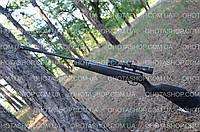 Пневматическая винтовка Crosman F-4 NP + прицел Center Point 4x32