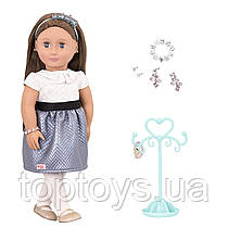 Лялька Branford Our Generation Аліана з прикрасами 46 см (BD31166Z)