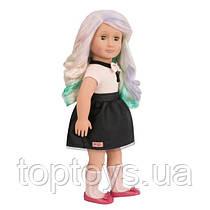 Лялька Our Generation Модний колорист Емі з аксесуарами 46 см (BD31084Z)