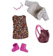 Набір одягу Lori для ляльок Плаття з квітками (LO30021Z)