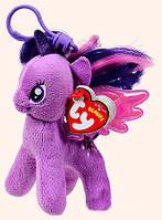 М'яка іграшкаTY My Little Pony Twilight Sparkle 15 см (41104)