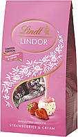 Конфеты Lindt Lindor Strawberry 137 g