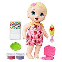 Набір ігровий Hasbro Baby Alive Лялька Лілі зі снеками (C2697)