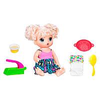 Пупс Hasbro Baby Alive Лялька та локшина (C0963)