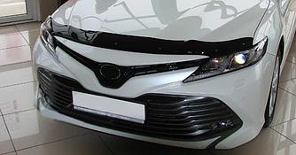 Дефлектор капота (SIM) Toyota Camry 2018↗ гг.
