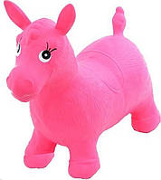 Прыгун-лошадка MS 0001 (Розовый)