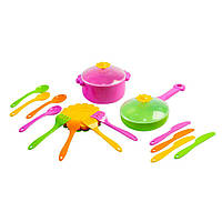 Набір посуду столовий Ромашка 20 елементів (39147)